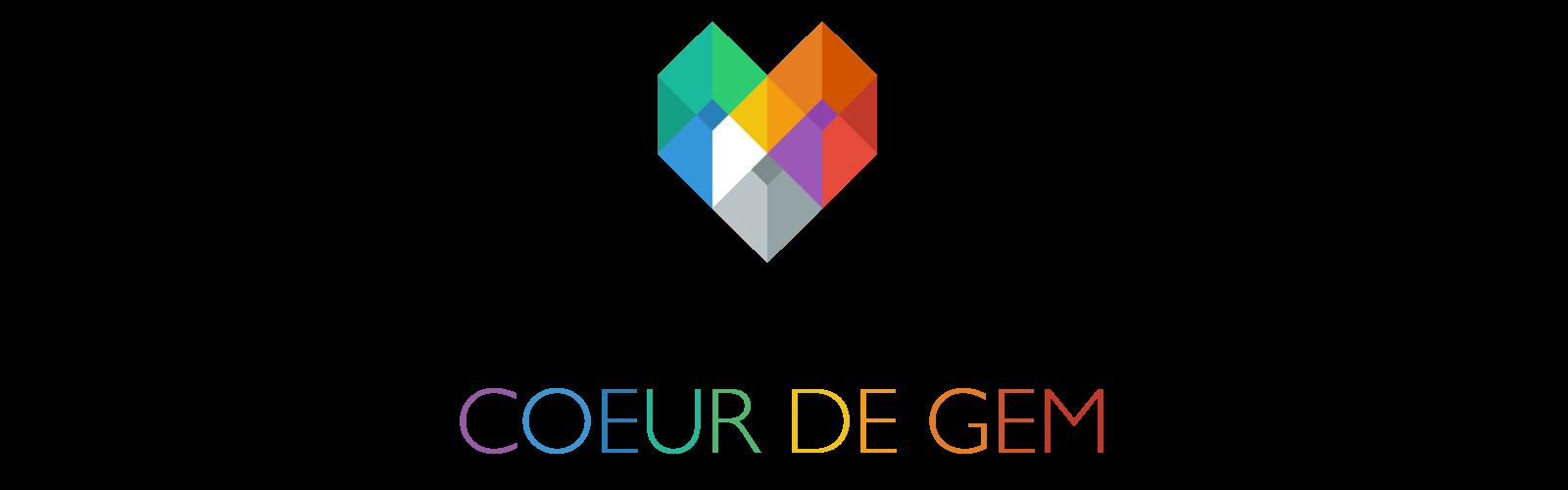 Le logo de Coeur de Gem