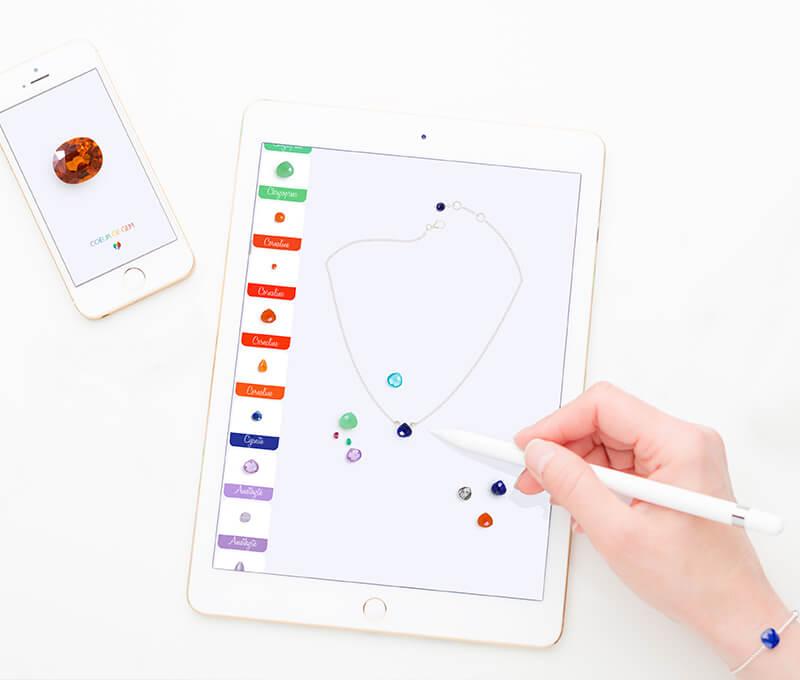 Coeur de Gem est disponible sur iPhone et iPad